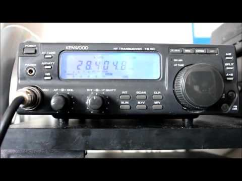 Anguilla Caribbean on 10 meters Amateur Radio