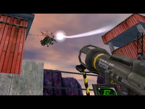 Half-Life (PS2 Port) - PlayStation Underground Jampack Demo