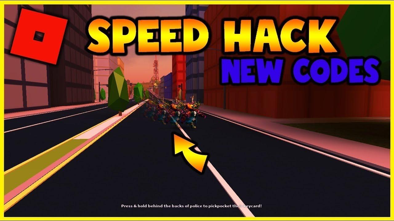 Roblox Jailbreak Speed Hack New Code July 14 Youtube