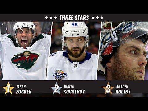 3 Звезды Недели / 3 Stars of the Week