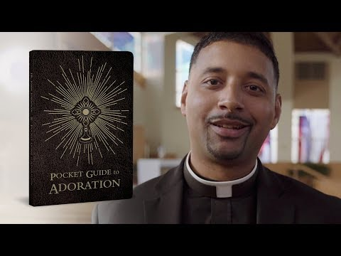 Pocket Guide to Adoration by Fr. Josh Johnson | Promo Video