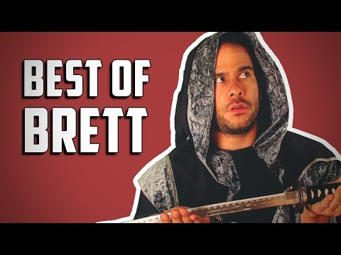 BEST OF BRETT • A Cow Chop Compilation