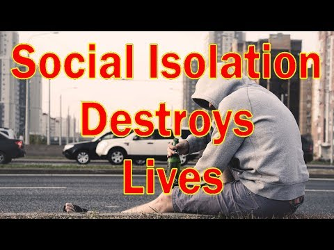 Don't Socially Isolate Yourself