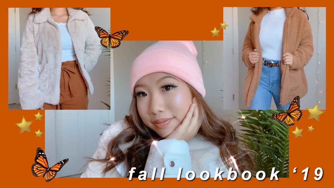 [VIDEO] – cute fall outfit ideas 🍂 fall lookbook '19