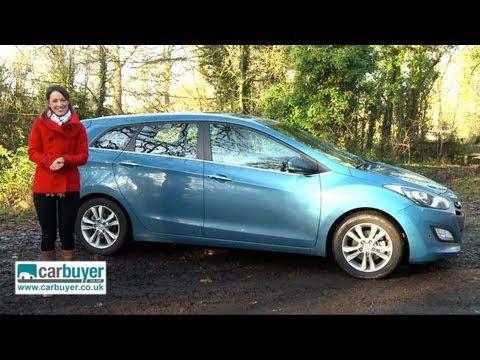 Hyundai i30 Tourer estate review CarBuyer