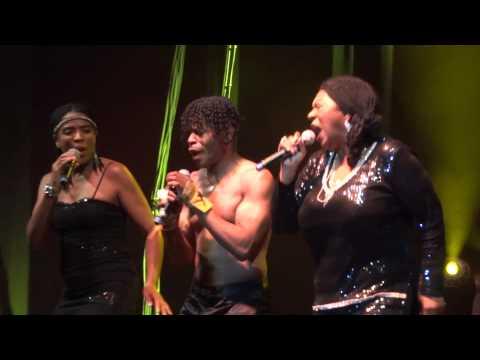 Boney M. - Brown Girl in The Ring (Live in Braunschweig 2012) HD