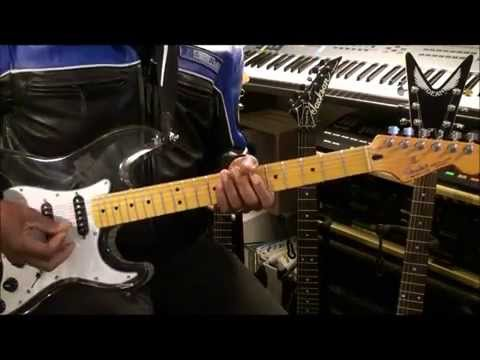 Blue Swede HOOKED ON A FEELING Electric Guitar Lesson Guardians Of The Galaxy EricBlackmonMusicHD
