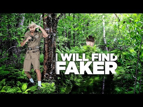 Yassuo | THE HUNT IS ON! I WILL FIND FAKER!!!