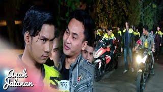 Jagoan Balap Di Mulai Bocin Vs Jordy [Anak Jalanan] [30 September 2016]