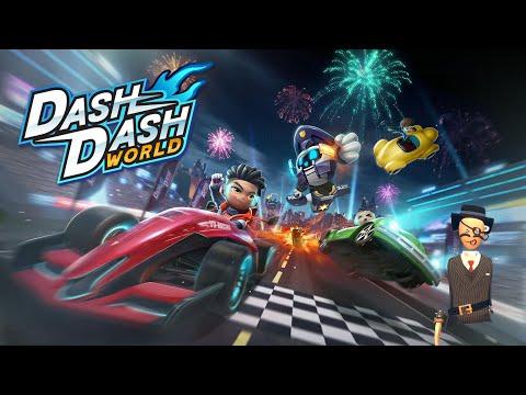 Dash Dash World [FR] Le nouveau Mario Kart en VR