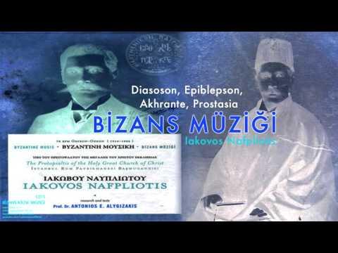 Iakovos Nafpliotis - Diasoson  [ Bizans Kilise Müziği 5 © 2008 Kalan Müzik ]