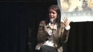 NYFF-THE TEMPEST-Julie Taymor Press Conference Pt 1
