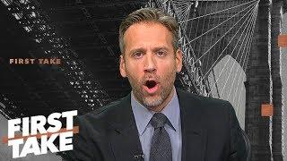 Max Kellerman: Giants won't make the playoffs this season | First Take | ESPN