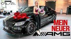 Mein neues Auto | C63s AMG Coupé | VIP Werksabholung!