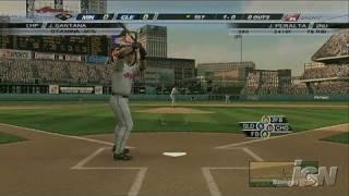 Major League Baseball 2K6 Xbox 360 Gameplay - The