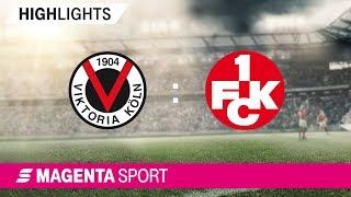 Gambar cover FC Viktoria Köln - 1. FC Kaiserslautern   Spieltag 17, 19/20   MAGENTA SPORT