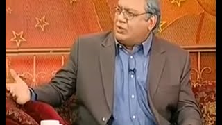 Hasb e Haal - 17 December 2015 | Azizi as Mushahid Ullah Khan