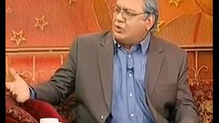 Hasb e Haal - 17 December 2015 | Azizi as Mushahid Ullah Khan