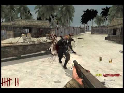 Cod 5 Maps CoD 5 Nazi Zombie map 'Zombie Island'   YouTube Cod 5 Maps