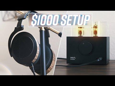 Why Hi-Fi Audio Matters ($1000 Audio Setup)