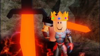 Revealing the location of the Lava Blade (Roblox Treasure Quest) | MG