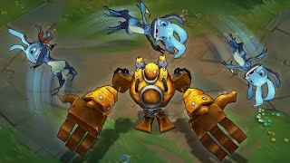 Here's The Most Sleeper BROKEN URF Champion in League of Legends... | Funniest LOL Moments #4