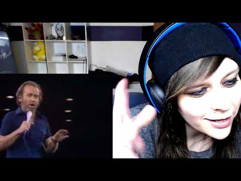 George Carlin - 7 dirty words Reaction
