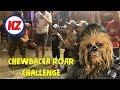 Chewbacca Roar Challenge