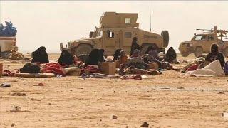 Berliner Gericht: 4 Angehörige von IS-Kämpfer dürfen nach Deutschland