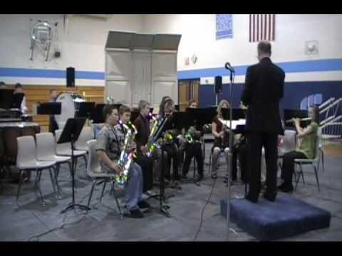 The Little Drummer Boy - WACO Sixth Grade Band