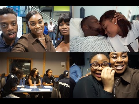 VLOG: BAE ENDS UP IN HOSPITAL & THESE GUYS ARE CRAZY... CATCHING UP ON LOST TIME | TIMEFORTEE