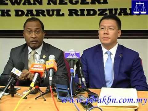 Rancangan Taiping Warisan Sejarah, Ketepikan Fahaman Politik Di Perak:- DSD Dr Zambry Abd Kadir