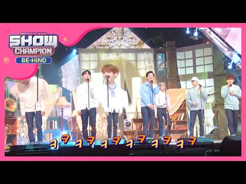(Showchampion behind EP.2) BTOB Changsub wrong pitch out of tune