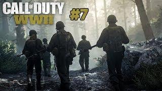Ölüm Fabrikası Call of Duty WWII Türkçe // Bölüm 7