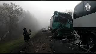 В Тверской области в двойном ДТП пострадали 12 человек