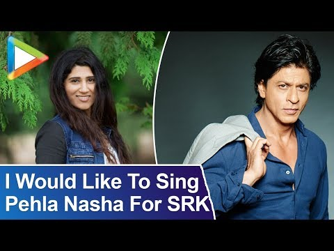 "Shashaa Tirupati: ""I Would Like To Sing Pehla Nasha For SRK"" 