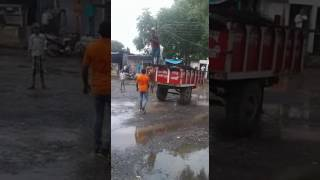 Dog catching, municipal corporation, Dharampuri, MP, India