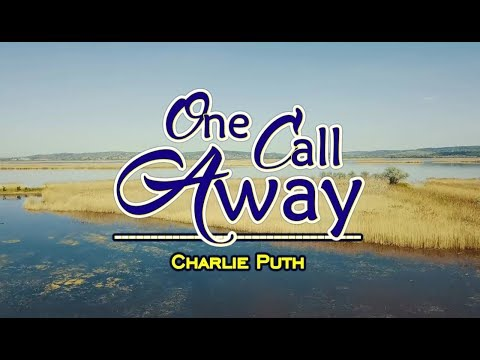 One Call Away - Charlie Puth (KARAOKE VERSION)