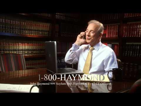 Great News: Haymond Law - Personal Injury Attorney, Hartford, CT