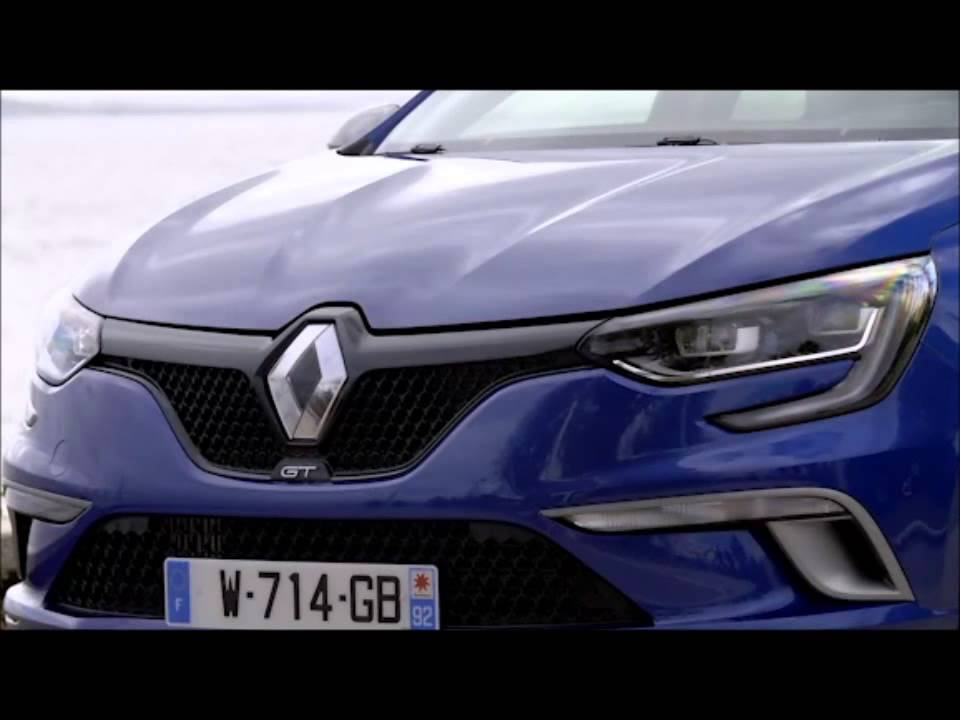 pr sentation renault megane 4 gt int rieur ext rieur youtube. Black Bedroom Furniture Sets. Home Design Ideas