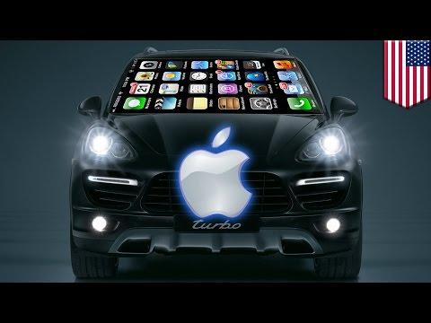 Apple iMinivan car: electric minivan codenamed Titan charging up in Cupertino