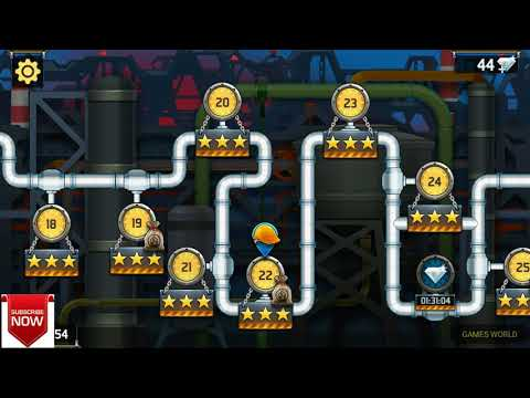 Plumber 3 level 20 to 25 walkthrough