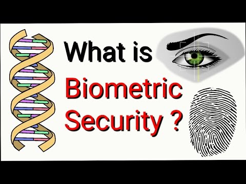 [Hindi] What is Biometric Security ? Explained