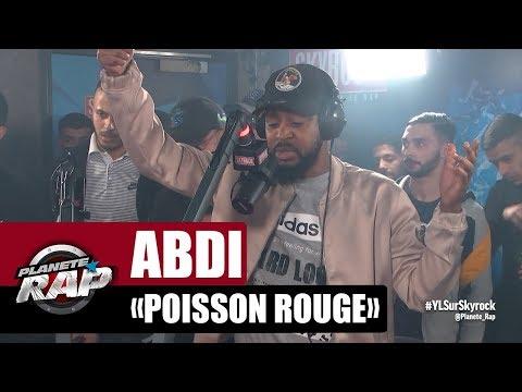 """Abdi """"Poisson rouge"""" #PlanèteRap"""