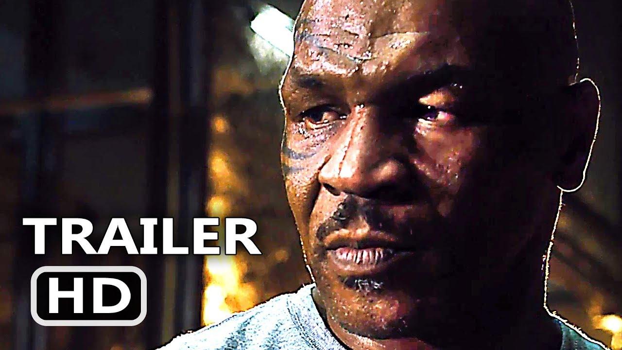"KICKBOXER RETALIATION Official ""Tyson VS JCVD"" Clip + Trailer (2018) Action Movie HD"
