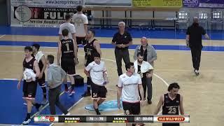 SERIE B PLAYOFF - Solbat Basket Golfo Piombino VS Tramarossa Vicenza