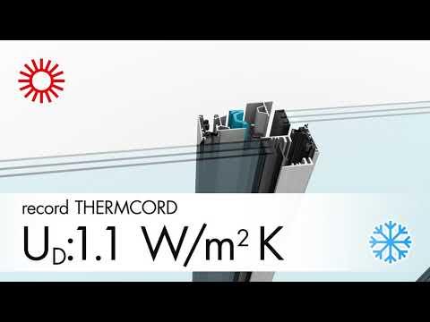 record THERMCORD: Izjemo