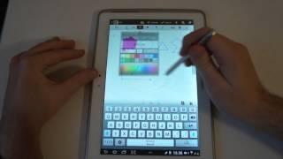 Galaxy Note 10.1 im Studium - Mitschreiben und Skripte