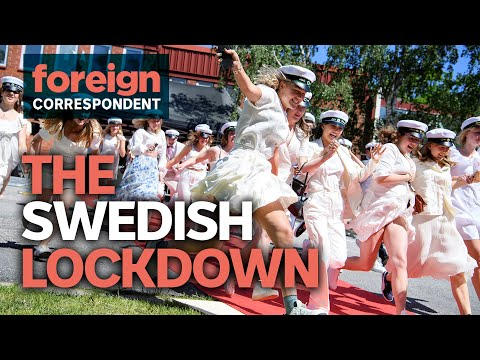 Lockdown Lite: Sweden's Model of Coronavirus Control | Foreign Correspondent