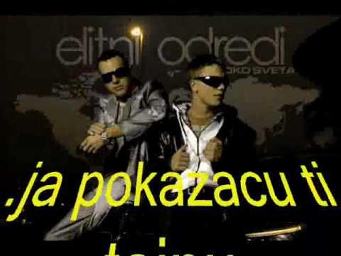 Elitni odredi i Boban Rajovic - Persijska princeza (serbian rap).
